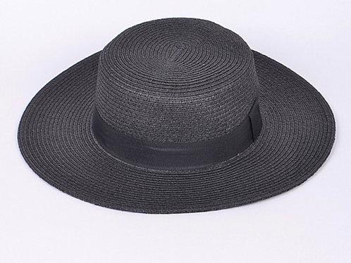 Summer Brunch Hat ( Black)