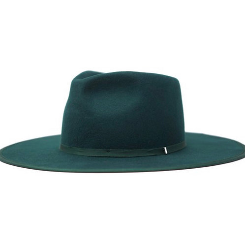 Supreme Hat- Forest Green