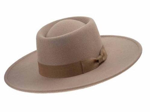 Vegan Panama Hat _Taupe