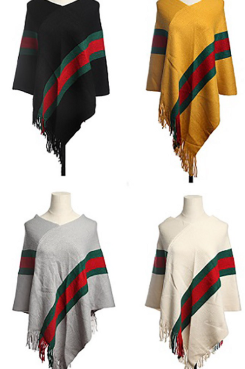 Polished Ponchos