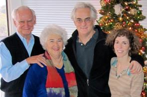 Whit, Judy, Jon & Tam