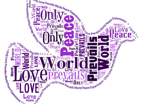 Why Use the Words: Only Love Prevails