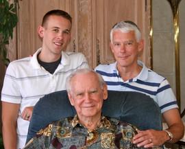 Jonathan, Whit,Jr. and Whit