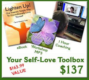 Self-Love Toolbox