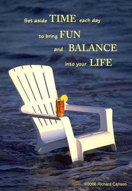 Time/Fun/Balance/Life