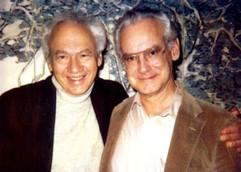 Whit & Milton Freedman 1979