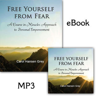 Free Yourself from Fear eBook & MP3