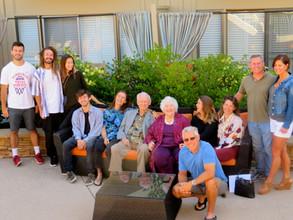 Whitson & Bateman Families
