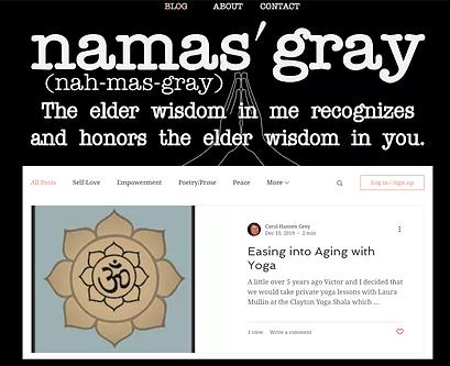 namas-gray blog