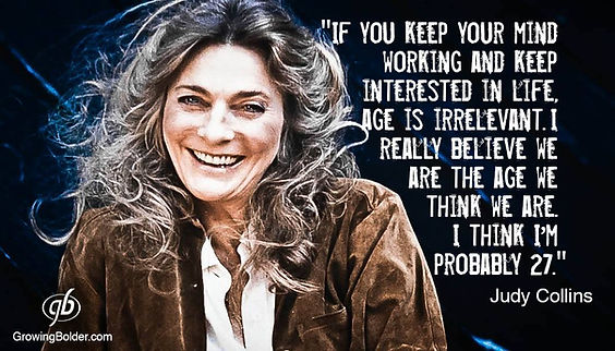 Judy Collins Quote