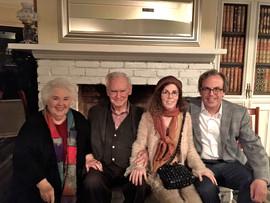 Judy, Whit, Tam and Dan