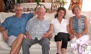 Rob, Whit, Shawn & Jennifer