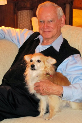 Whit and Granddog Foxy