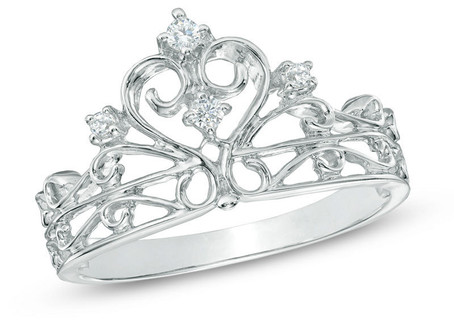 My 25th Anniversary Diamond Crown
