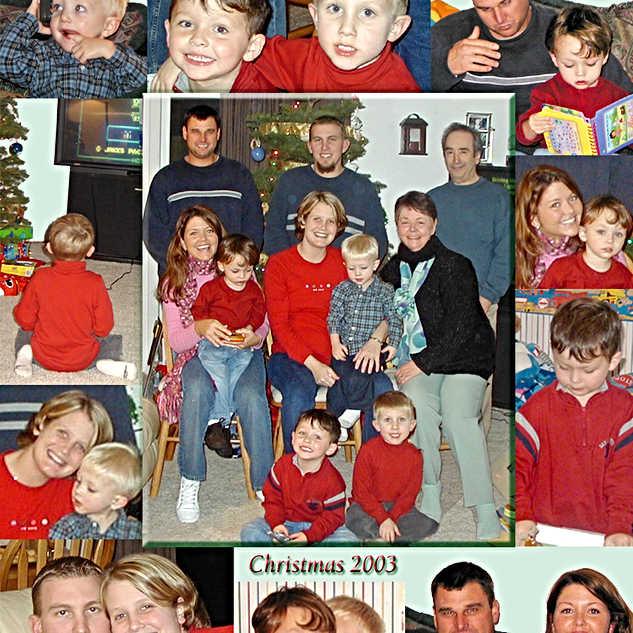 2003 Famly Christmas
