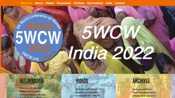 5th World Conference on Women-India