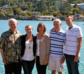 Whit, Sarah, Terri, Whit, Jr. & Jonathan
