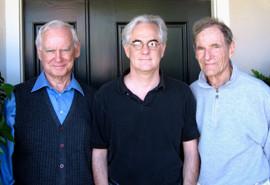 Whit, Jonathan & Bob
