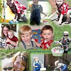 Family Easter 2002