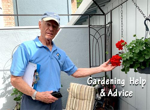 Gardening Help & Advice