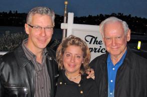 Rob, Christina and Whit