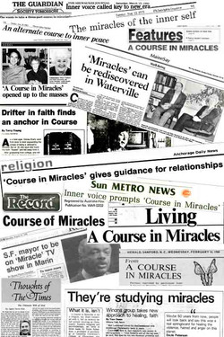 ACIM-Archival Clippings Colage