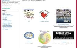 Open Heart CafePress