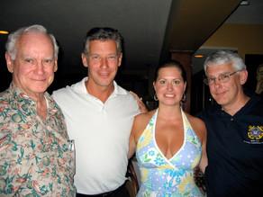 Whit, Rob, Jen & Whit, Jr.