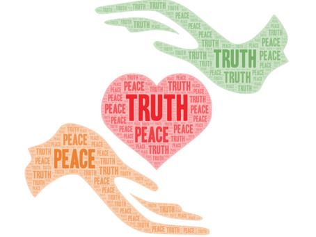 A Peaceful World Through Truthful Relationships
