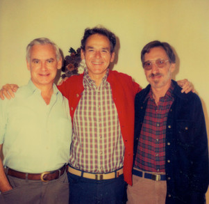 Whit, Bill Thetford and ?