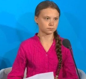 Greta Thunberg Speaks Truth to Power at the UN Climate Action Summit