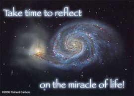 Take time to reflect