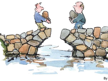 Building Bridges to Find Common Ground