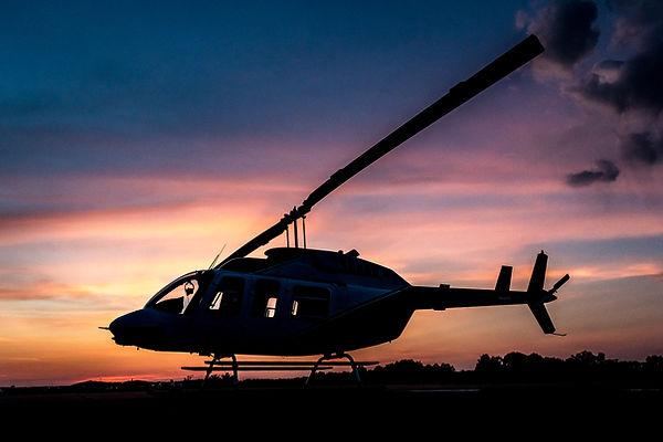 HELICOPTER BRANSON, MISSOURI