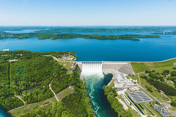 TABLE ROCK LAKE DAM HELICOPTER TOUR