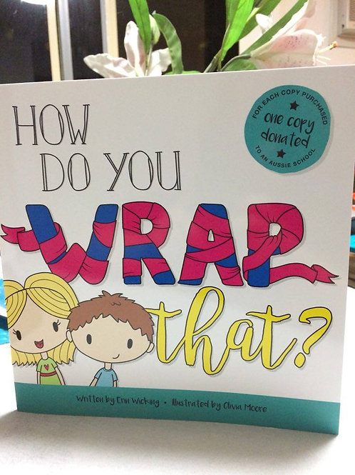 "e-book ""How Do You Wrap That?"" ($2 donation)"