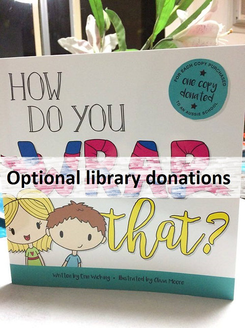 Library donations
