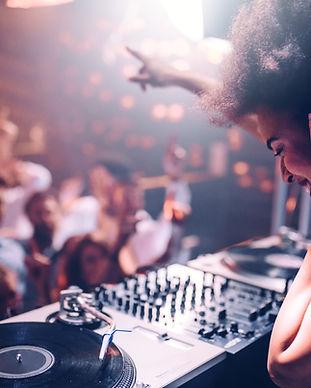 DJ de lujo