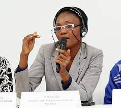 Titi Akosa - Centre for 21st Century Issues