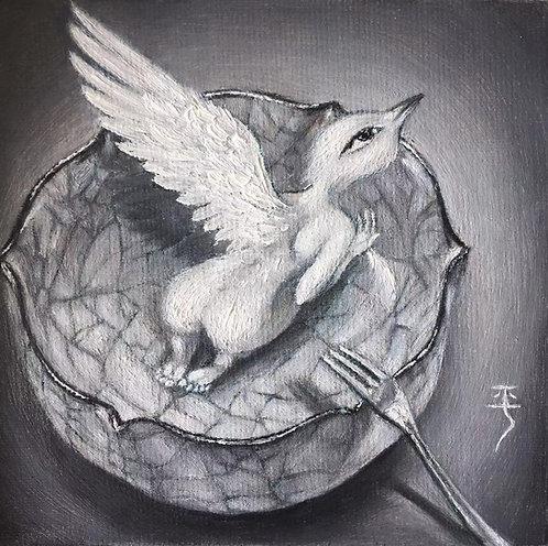 Food No.3  by Zhou Ping