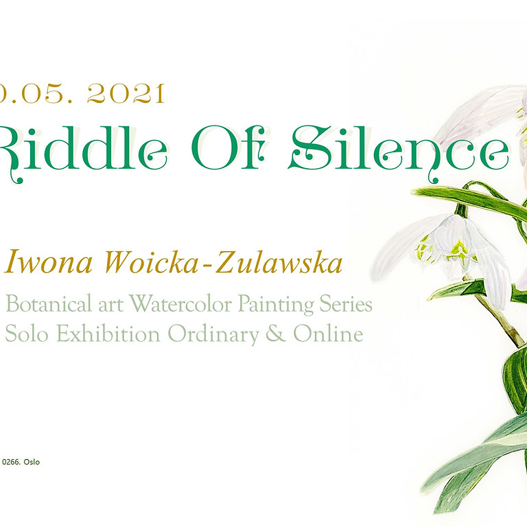 The Riddle Of  Silence   by   Iwona Woicka-Żuławska