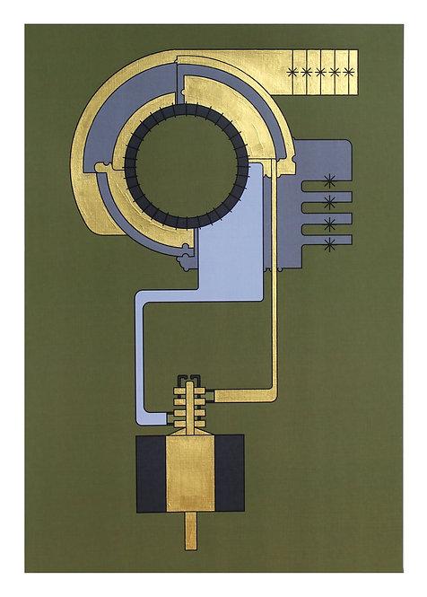 Tesla's Electrical System by Ragnhild Jevne