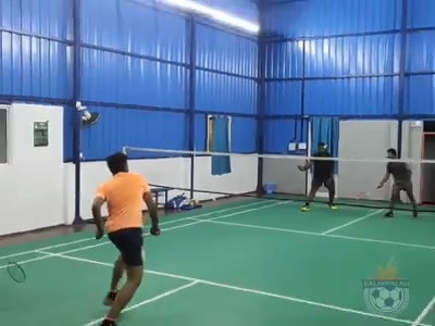 Friendly Badminton