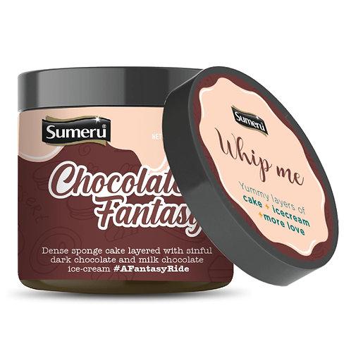 Ice Cream Cake - Chocolate Fantasy