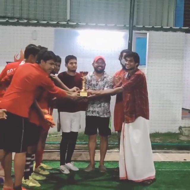 Tournament winners