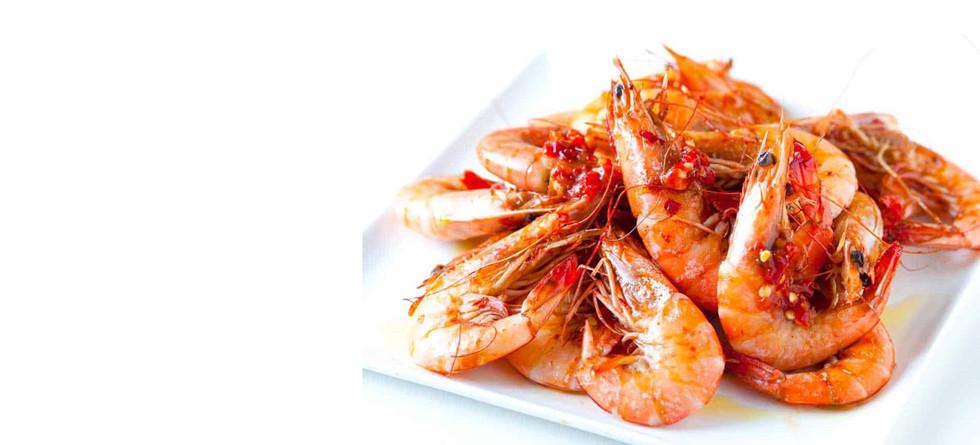 Shrimps Prawns