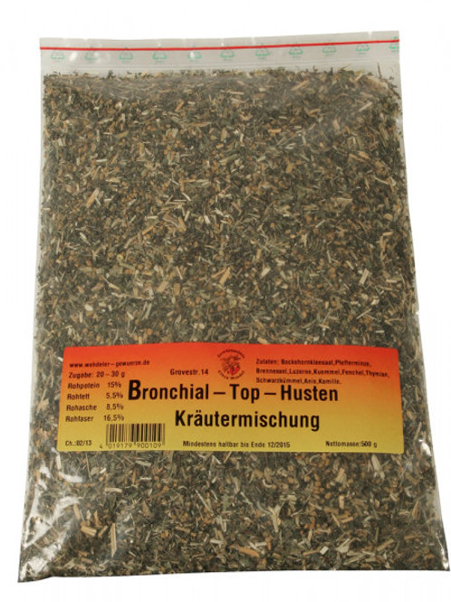 PFIFF Bronichal-Top-Husten Kräutermischung
