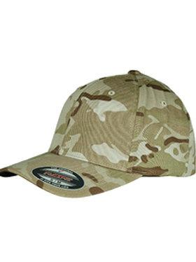 Flexfit Camo, Baseball Cap, Camoflage