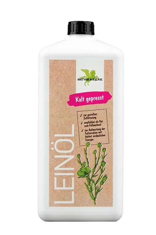 Bense & Eicke Leinöl Kaltgepresst