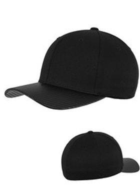 Flexfit Carbon, Baseball Cap, gebogener Schirm